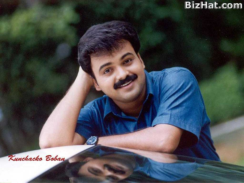 BizHat.com - Wallpaper of Malayalam Film Actor Kunchacko Boban